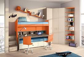 Build A Bunk Bed With Trundle marvelous bunk bed with desk underneath in kids contemporary with