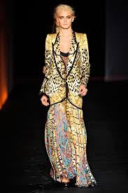 roberto cavalli spring summer 2012 searching for style
