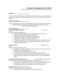 Resumes For Nurses Examples by Sample Travel Nursing Resume Page Mr Resume Nurse Resume Examples