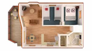 modern 2 bedroom bungalow house plans