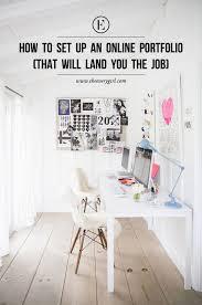 Jobs With Interior Design by Best 25 Online Portfolio Ideas On Pinterest Online Portfolio