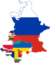 russia in europe on map russia and frozen conflicts security and strategy part one