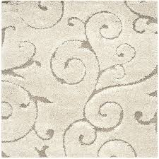 Round Tropical Area Rugs Scroll Design Area Rugs Black And White Scroll Area Rug Floral