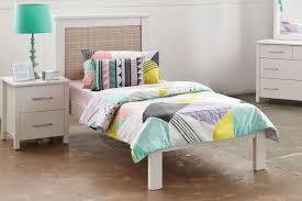 tillsdale single padded bed frame by coastwood furniture harvey