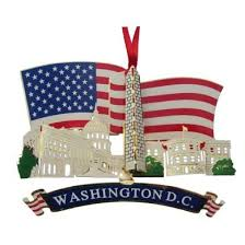 washington dc ornament etsy