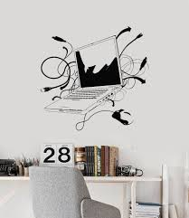 vinyl decal laptop it computer gaming decor wall sticker mural vinyl decal laptop it computer gaming decor wall sticker mural ig2776