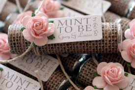 unique wedding favors 16 unique wedding favor ideas everafterguide