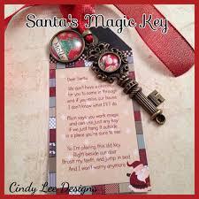 santa key santa s magic key
