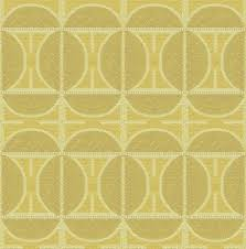 Fabric For Curtains And Upholstery Art Deco Art Nouveau Yellow Flat Weave Curtain And Upholstery