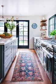 Interior Design In Kitchen by 78 Best Rugs In Kitchens Images On Pinterest Kitchen Rug Home
