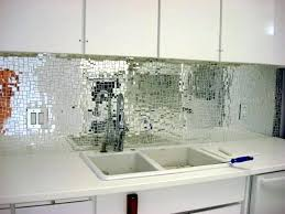 mirror tile backsplash kitchen mirrored kitchen backsplash subscribed me