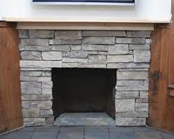 irresistible new stone fireplace surround fake stone faux stone