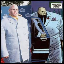 Fat Joe Meme - who wore it better fat joe at the 99 grammys or wilson fisk aka the