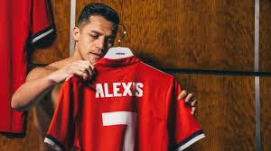 alexis sanchez early life alexis sanchez his story so far official manchester united website