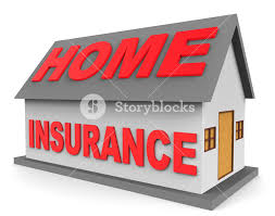 home insurance meaning housing indemnity 3d rendering royalty free