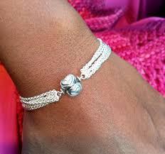 pandora silver clip bracelet images Pandora bracelet 1 clip jpg
