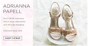 wedding shoes 2017 wedding shoes bridal flats sandals heels more zappos