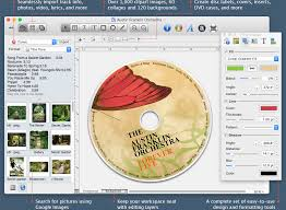 cd label designer disc cover cd label maker for mac