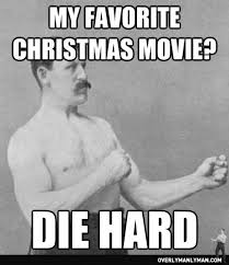 Old Boxer Meme - overly many man s favorite christmas movie