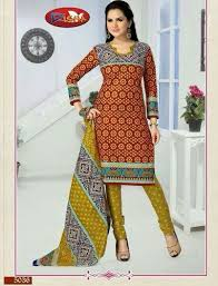 printed dress material manufacturer from jetpur