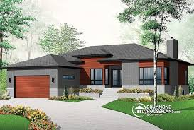 House Plans With Kitchen In Front House Plan W3280 Detail From Drummondhouseplans Com