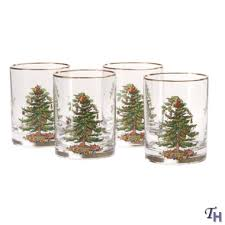 tree fashioned glasses by spode