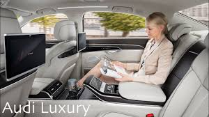 luxury cars inside inside the luxurious advanced 2018 audi a8 l top 5 world luxury