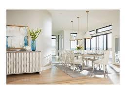 stanley pedestal dining table stanley furniture coastal living oasis moonrise pedestal dining