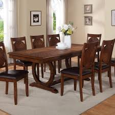 set of dining room chairs dining tables magnificent espresso dining table and chairs