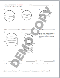 high geometry common core g gmd a 3 applying volume