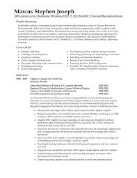 sle student resume summary statements resume summary statement exles starua xyz