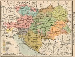 Map Of Eastern Europe by Harmonia Workshops