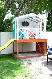 Backyard Playhouse Ideas Diy Backyard Playhouse Playhouse For The Backyard Diy Network