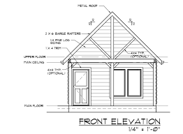 Blueprints For Cabins 7 Free Cabin Plans You Won U0027t Believe You Can Diy