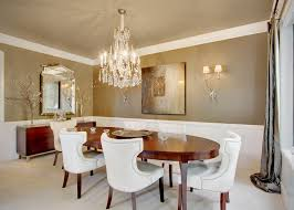 Modern Dining Room Chandeliers Modern Dining Room Chandeliers Combined With Wooden Oval