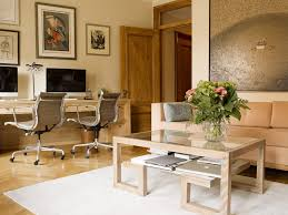 Transitional Office Furniture by New York Houzz Coffee Tables Home Office Transitional With Wood