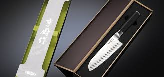 Stellar Kitchen Knives by Sanders Design Stellar