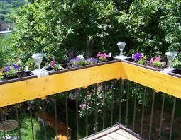 blumenkasten holz balkon blumenkasten als geländeraufsatz für den balkon bauanleitung
