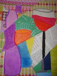 cubism colours cubist perspective and texture for