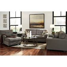 Wayside Furniture Akron Oh by Signature Design By Ashley Tibbee Stationary Living Room Group