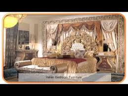 Elegant Interior Design Italian Bedroom Furniture YouTube - Italian design bedroom furniture