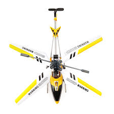 syma s107g 3 5 channel rc helicopter with gyro yellow