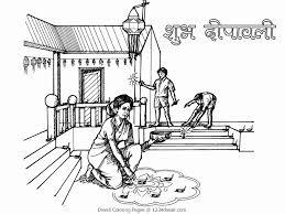 deepavali festival drawing for kids diwali drawings diwali