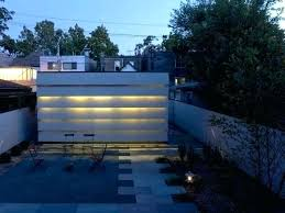 Garden Wall Lights Patio Solar Step Lights Step Lights Contemporary Outside Wall Lights