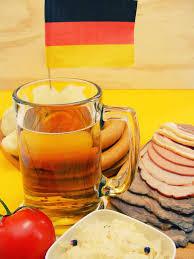 recette de cuisine allemande cuisine allemande photo stock image du boisson recette 36652006
