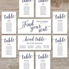 best 25 table seating cards ideas on seating chart