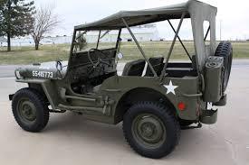 army jeep 1943 ford gpw authentic ww ii army jeep happy days dream cars