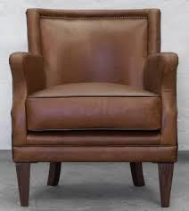 Chestnut Leather Sofa Vintage Leather Chair Manufacturer From Jodhpur