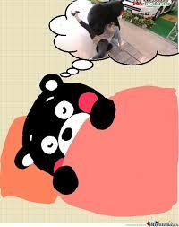 Kumamon Meme - sweet dreams kumamon by detergent meme center