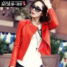 shipping 2013 selling fashion autumn zipper faux red u0026 black
